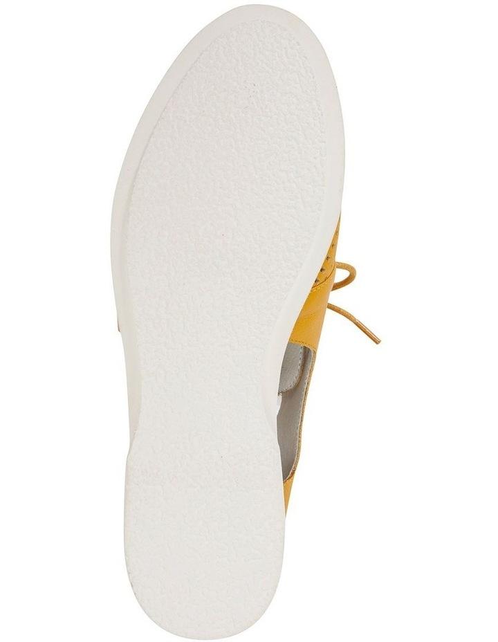 Sharon Mustard Glove Flat Shoes image 6