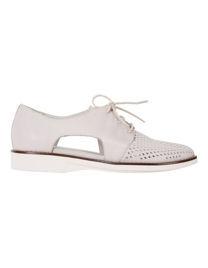 Sharon Pale Pink Glove Flat Shoes image 1