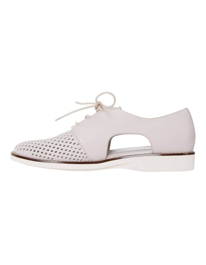 Sharon Pale Pink Glove Flat Shoes image 3