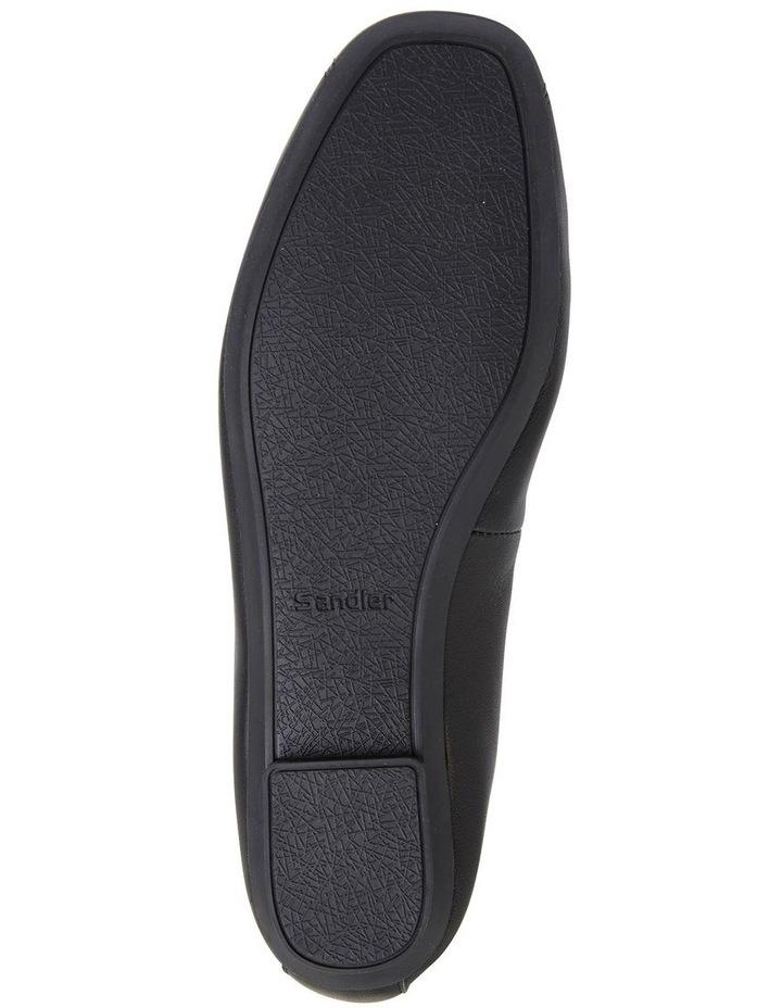 Alexa Black Glove/Softee Flat Shoes image 7