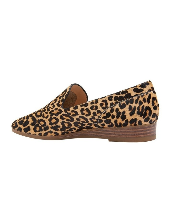 Talbot Animal Hair Flat Shoes image 4