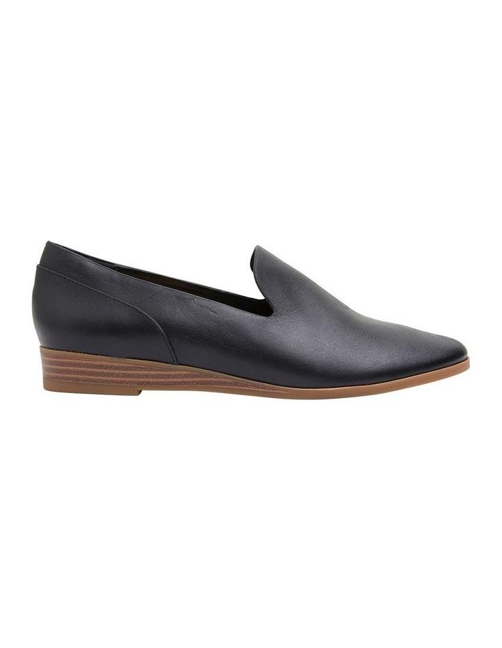Talbot Black Glove Flat Shoes image 1