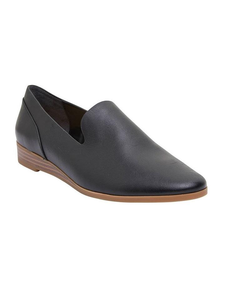 Talbot Black Glove Flat Shoes image 2