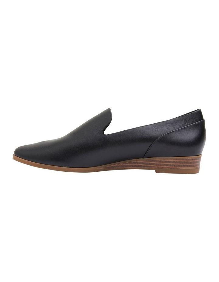 Talbot Black Glove Flat Shoes image 3