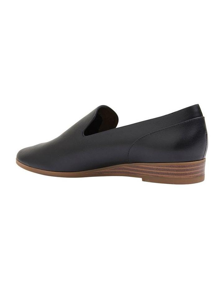 Talbot Black Glove Flat Shoes image 4