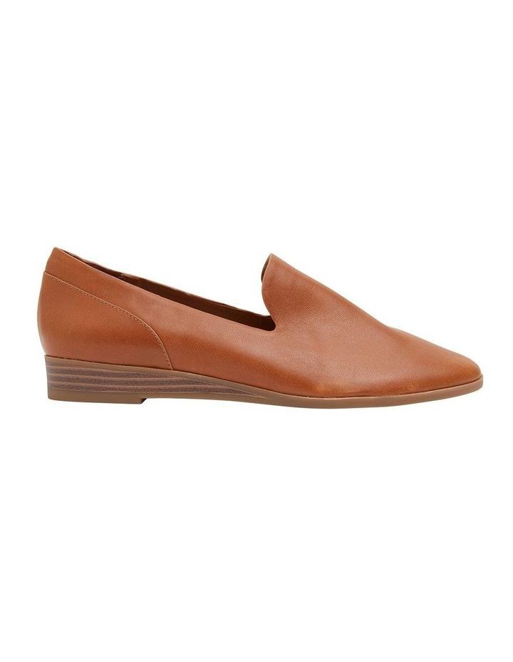 Talbot Cognac Glove Flat Shoes image 1