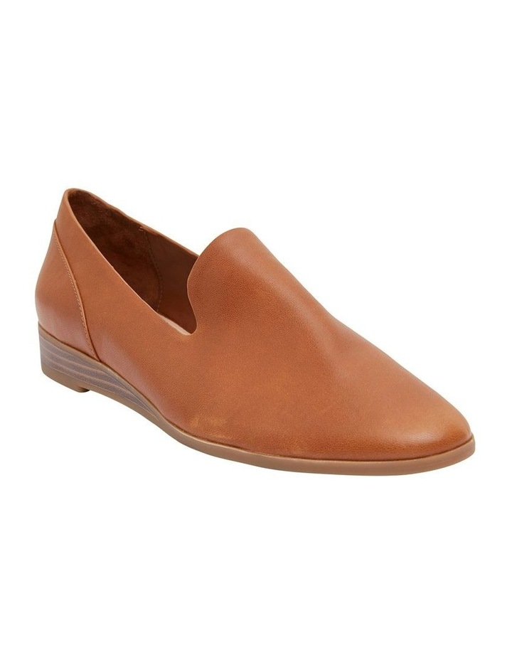 Talbot Cognac Glove Flat Shoes image 2
