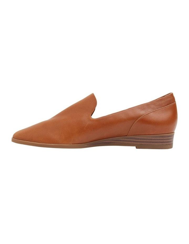Talbot Cognac Glove Flat Shoes image 3
