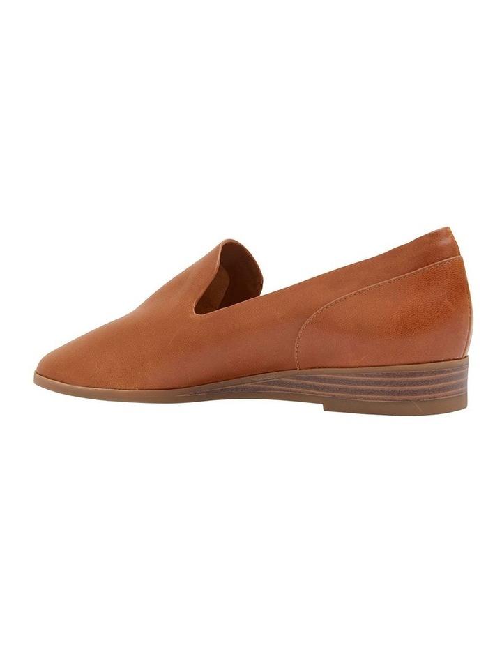 Talbot Cognac Glove Flat Shoes image 4