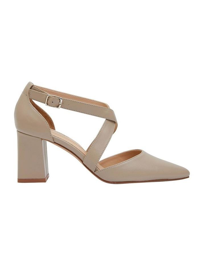 Kara Nude Glove Heeled Shoes image 1