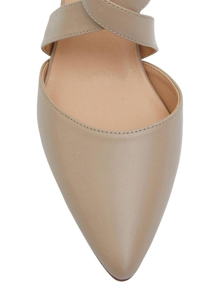 Kara Nude Glove Heeled Shoes image 5
