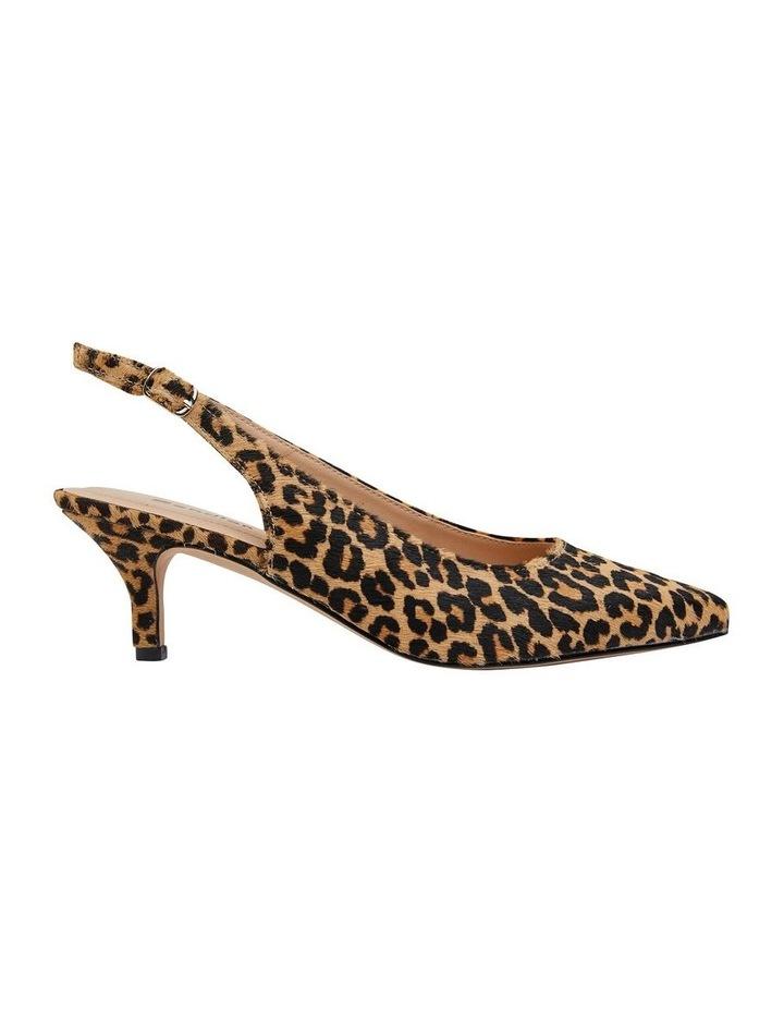 Nina Animal Hair Heeled Shoes image 1