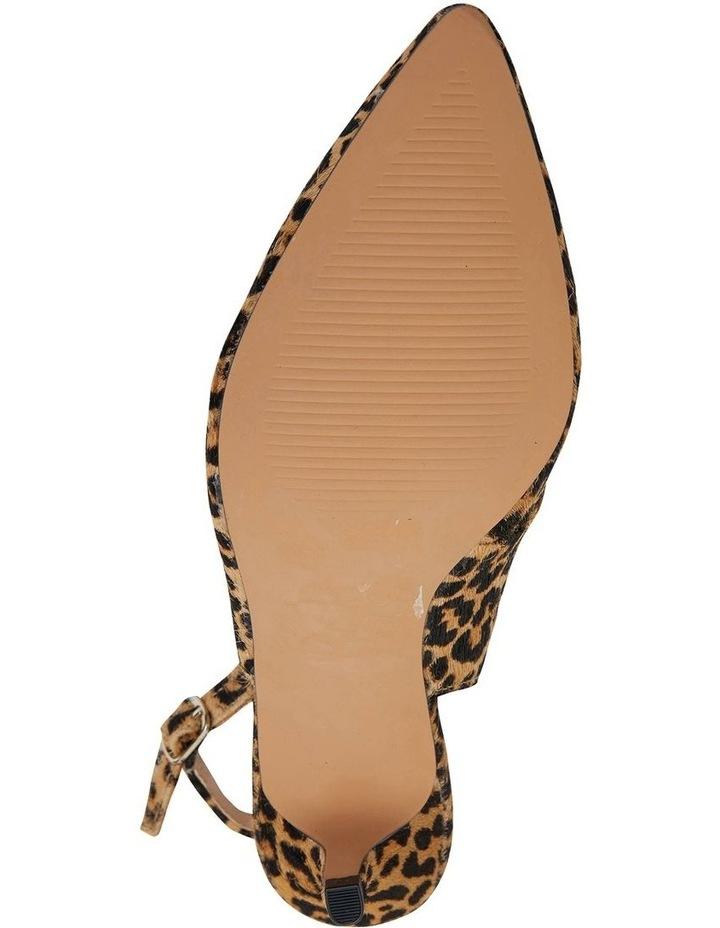 Nina Animal Hair Heeled Shoes image 7