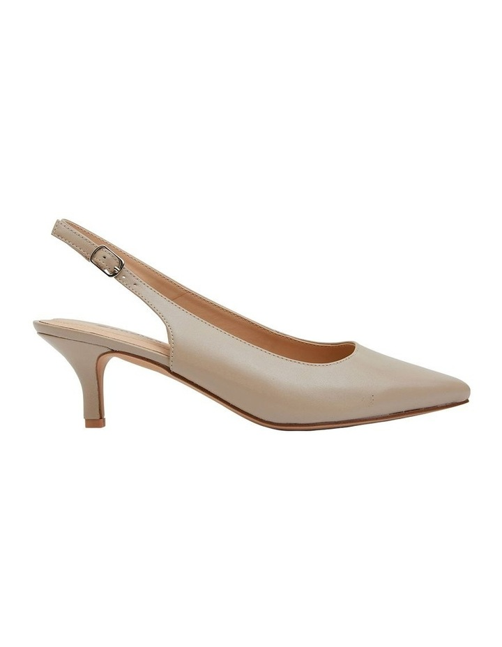 Nina Nude Glove Heeled Shoes image 1