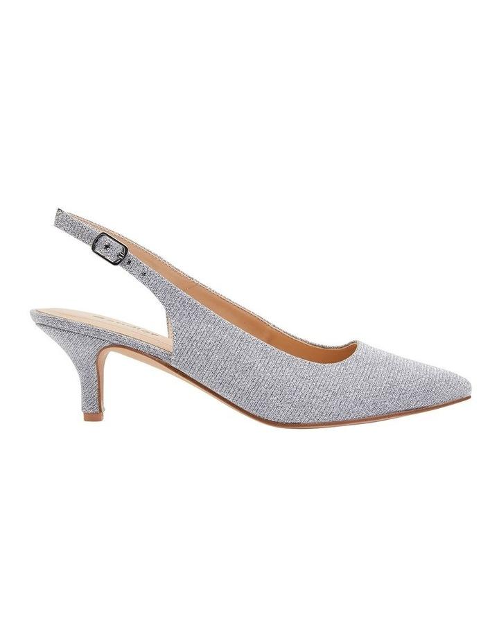Nina Pewter Sparkle Heeled Shoes image 1