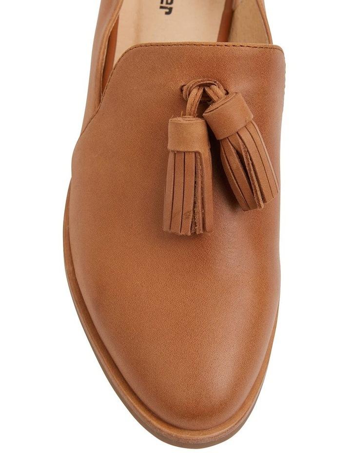 Sabina Tan Glove Flat Shoes image 5