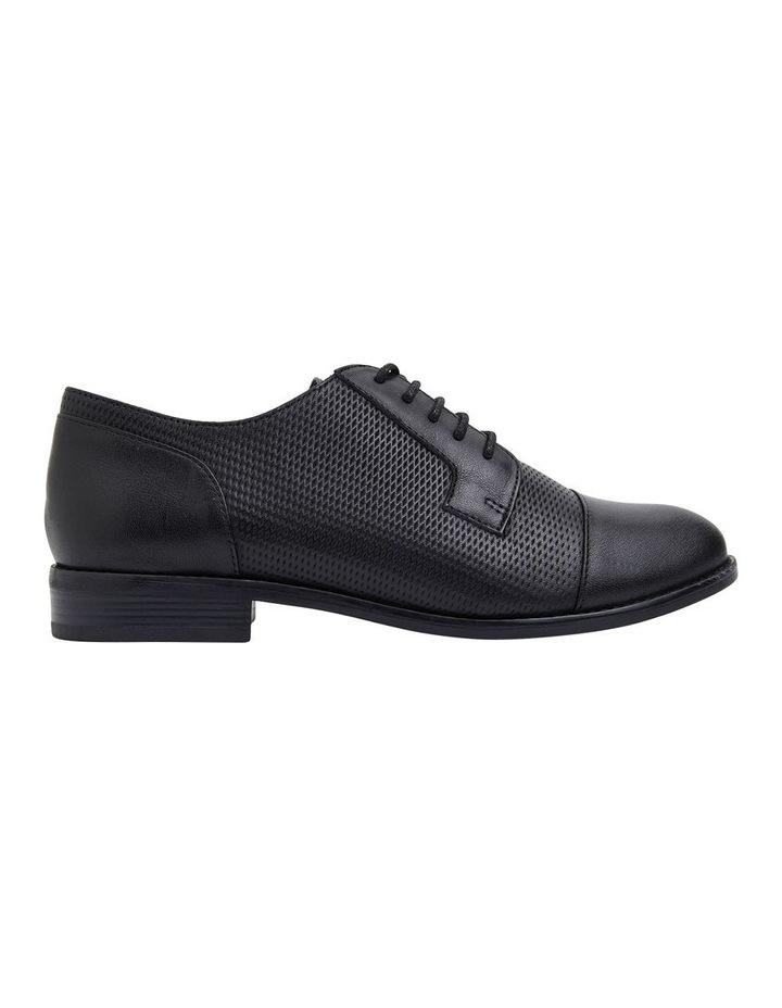 Panache Black Glove Flat Shoes image 1