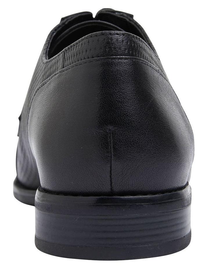 Panache Black Glove Flat Shoes image 6