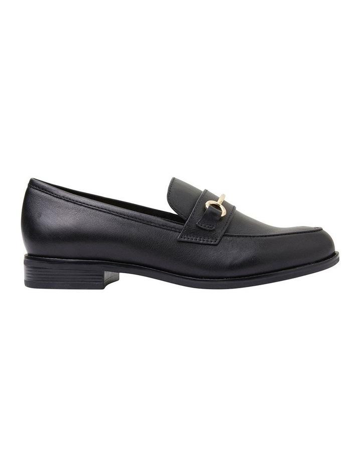 Paragon Black Glove Flat Shoes image 1
