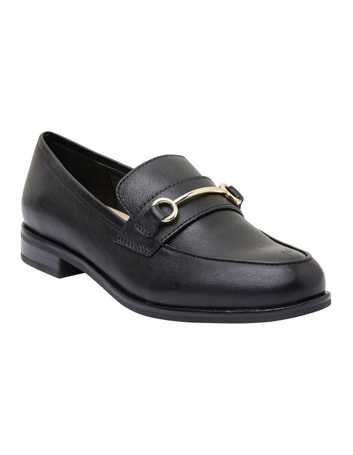Paragon Black Glove Flat Shoes image 2