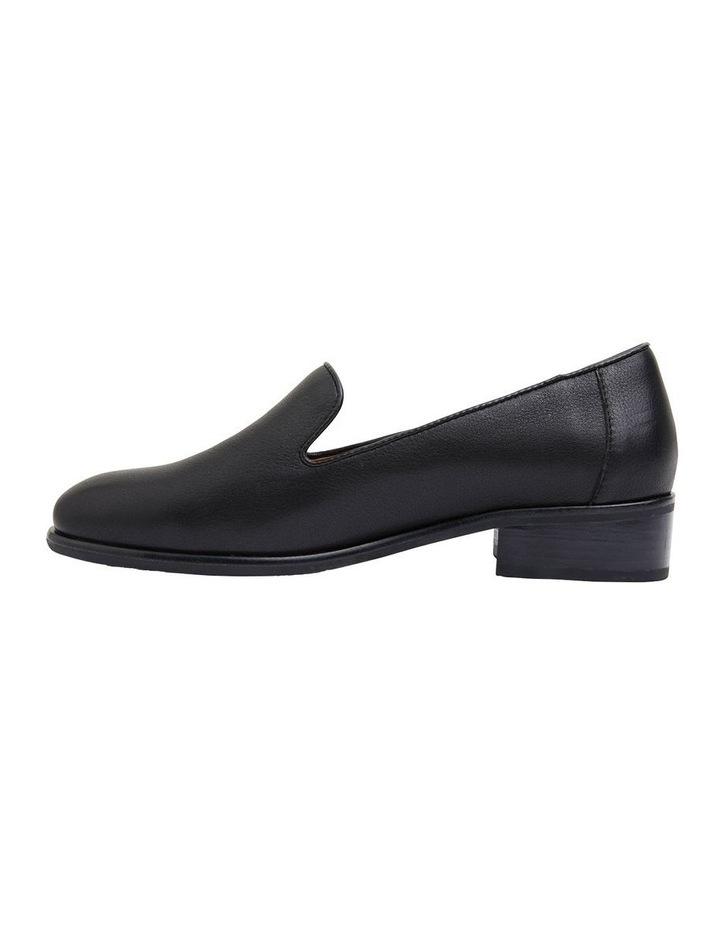 Sanford Black Glove Flat Shoes image 3