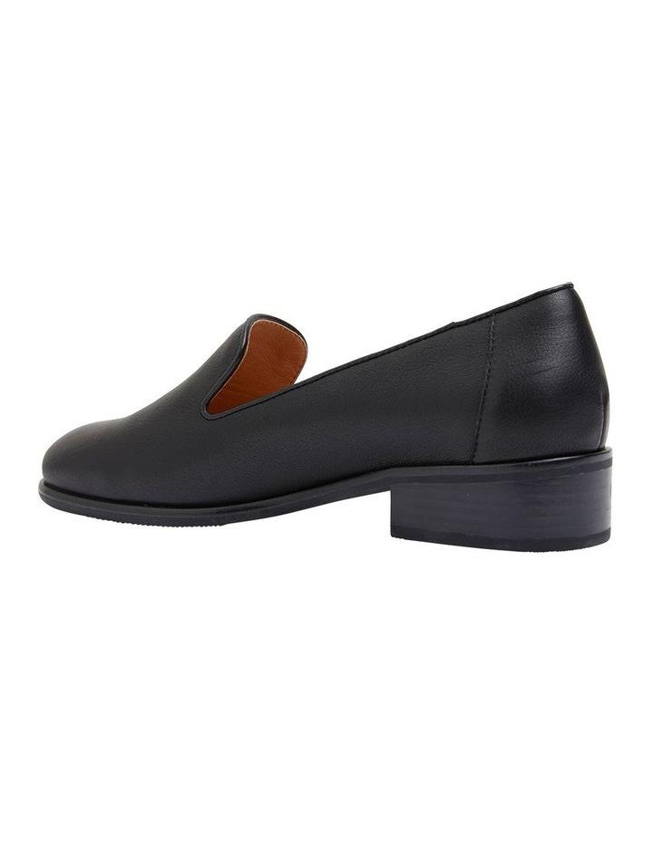 Sanford Black Glove Flat Shoes image 4