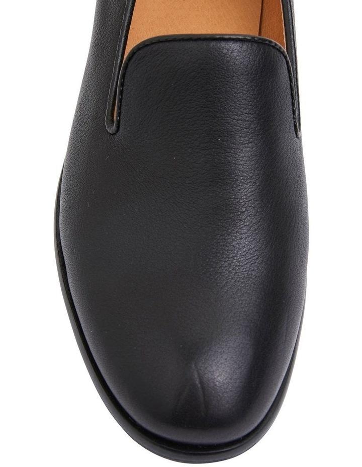 Sanford Black Glove Flat Shoes image 5