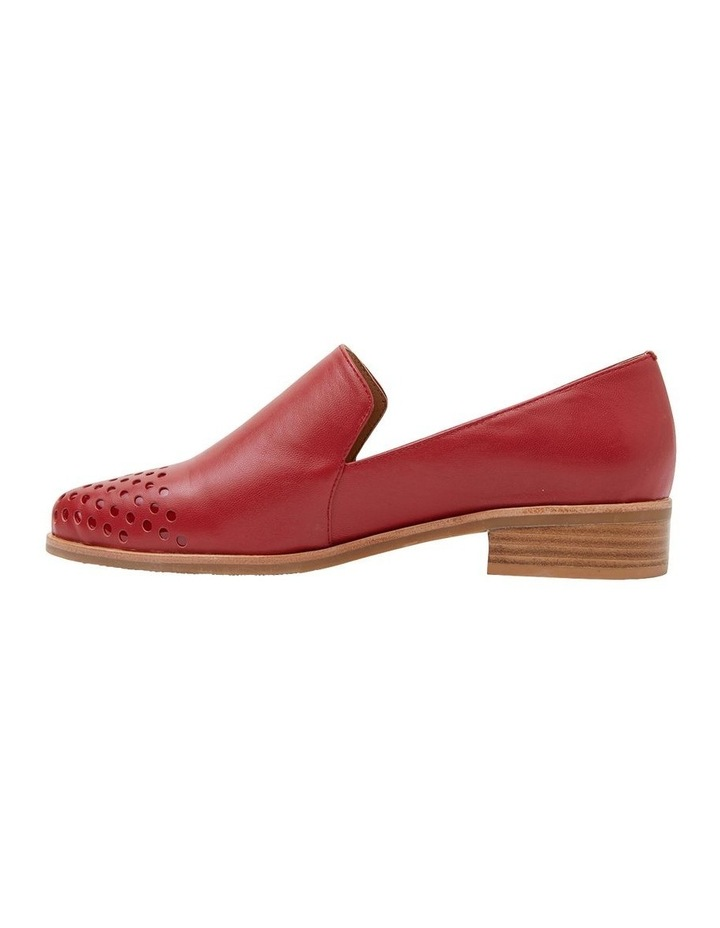 Shade Red Multi Flat Shoes image 3