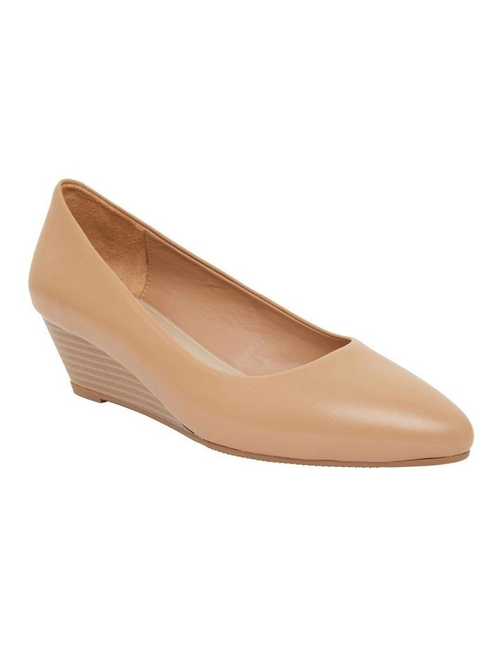 Henry Camel Glove Heeled Shoes image 2