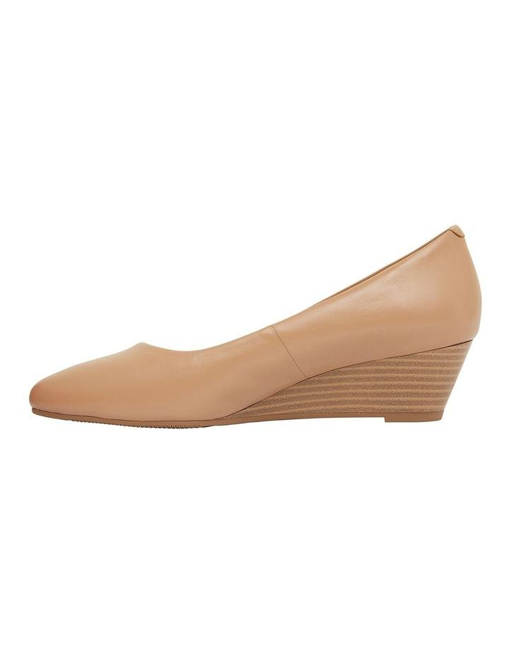 Henry Camel Glove Heeled Shoes image 3
