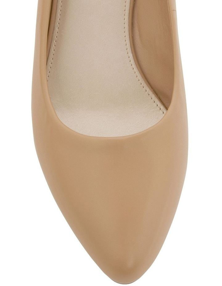Henry Camel Glove Heeled Shoes image 6