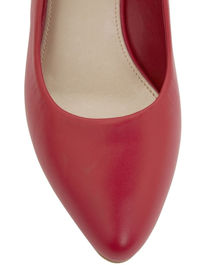 Henry Cherry Glove Heeled Shoes image 6