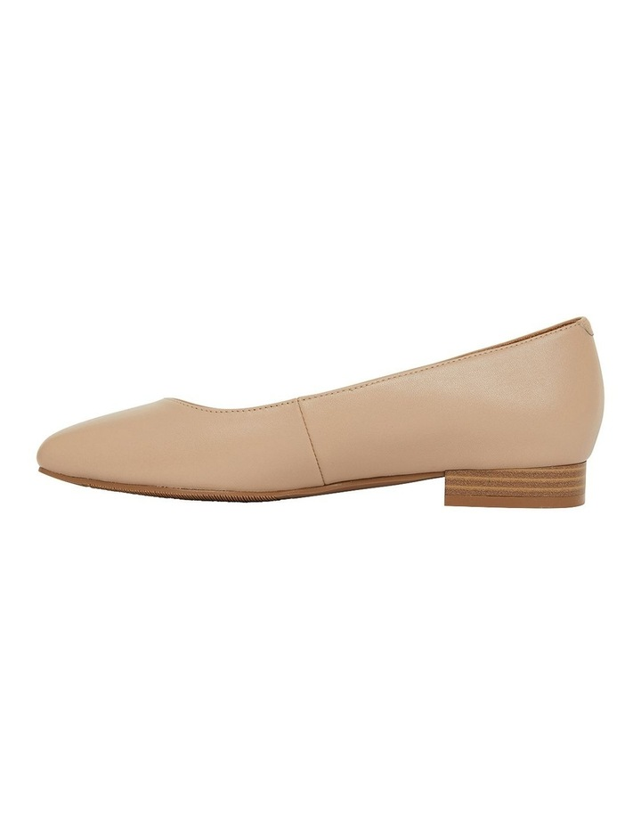 Gaby Nude Glove Flat Shoes image 3