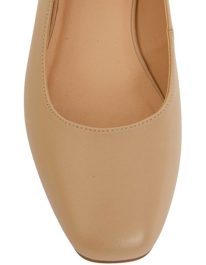 Gaby Nude Glove Flat Shoes image 6