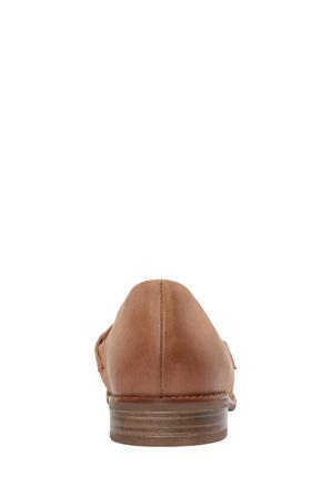 Sandler - Radar Light Tan Nubuck Loafer