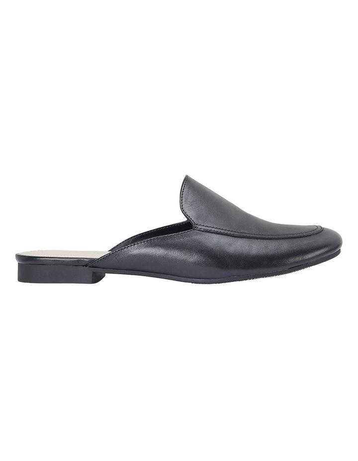 Talent Black Glove Flat Shoes image 1