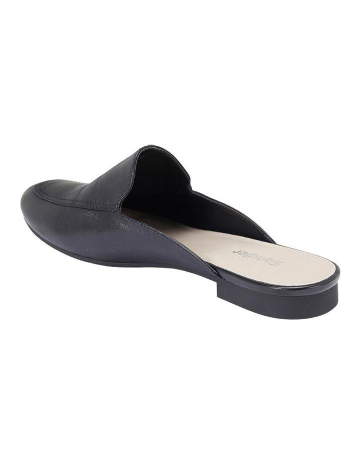 Talent Black Glove Flat Shoes image 3