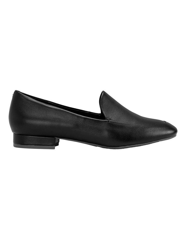 Fifi Black Glove Flat Shoes image 1