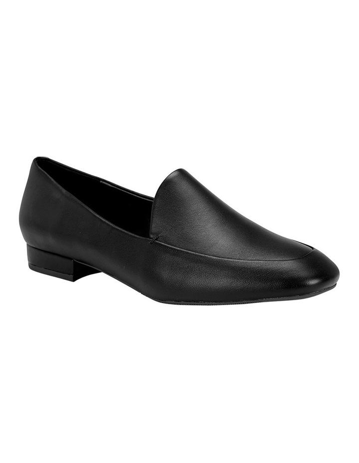 Fifi Black Glove Flat Shoes image 2