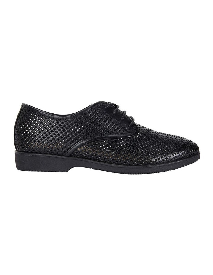 Sandler Raquel Black Glove Flat Shoe image 1