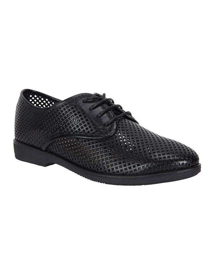 Sandler Raquel Black Glove Flat Shoe image 2