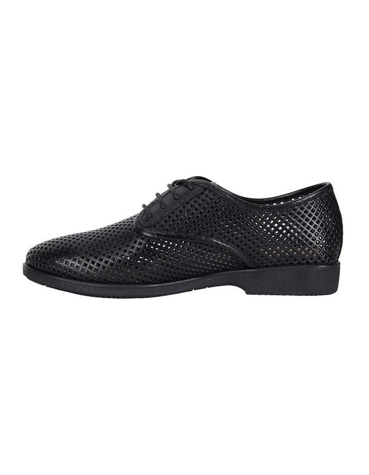 Sandler Raquel Black Glove Flat Shoe image 3