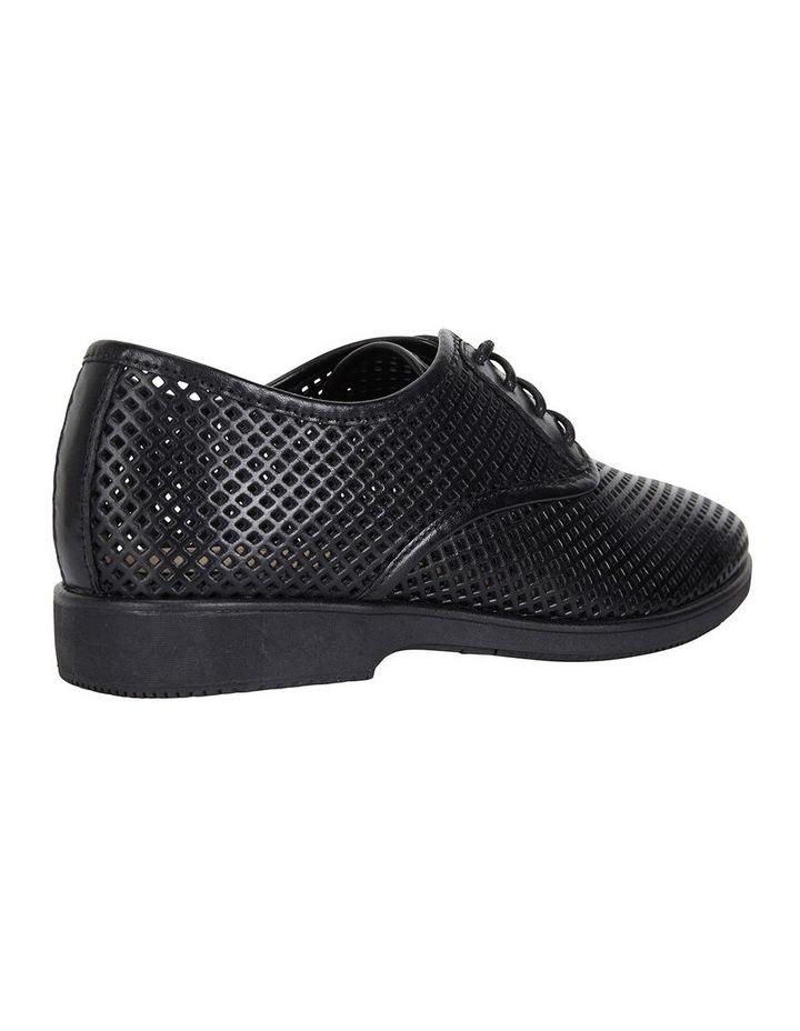Sandler Raquel Black Glove Flat Shoe image 4