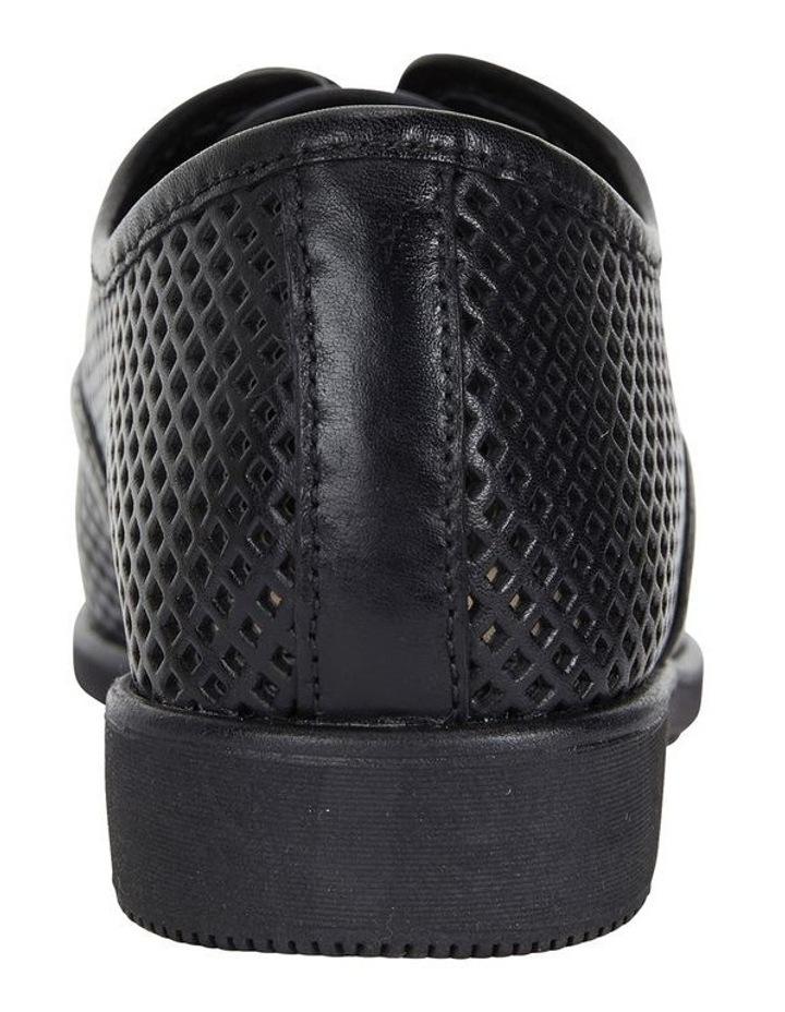 Sandler Raquel Black Glove Flat Shoe image 5