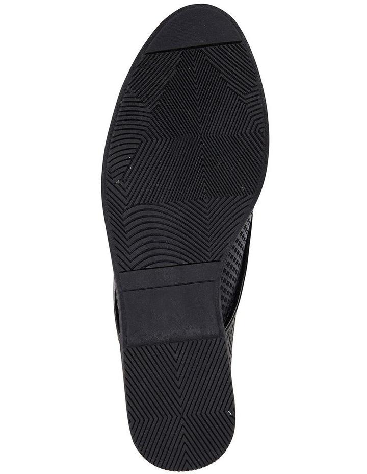 Sandler Raquel Black Glove Flat Shoe image 6