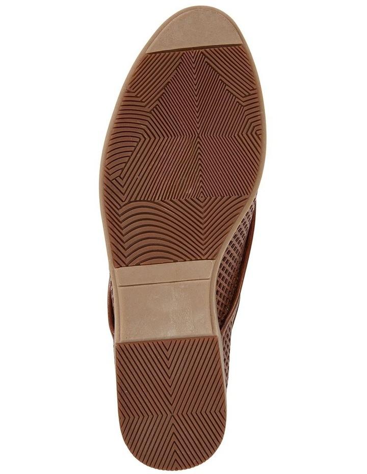 Raquel Tan Glove Flat Shoe image 6