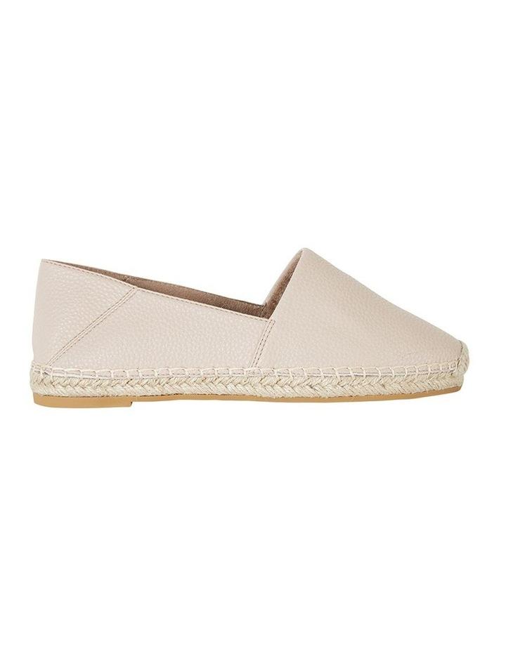 Bella Nude Pebble Flat Shoe image 1