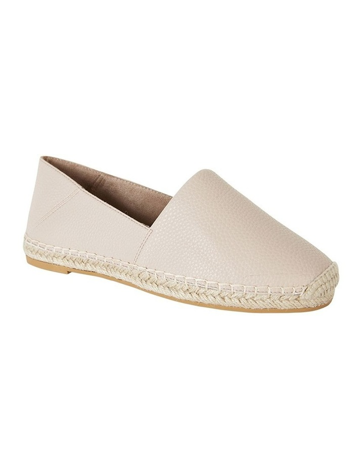 Bella Nude Pebble Flat Shoe image 2