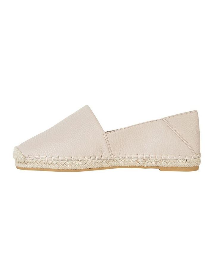 Bella Nude Pebble Flat Shoe image 3
