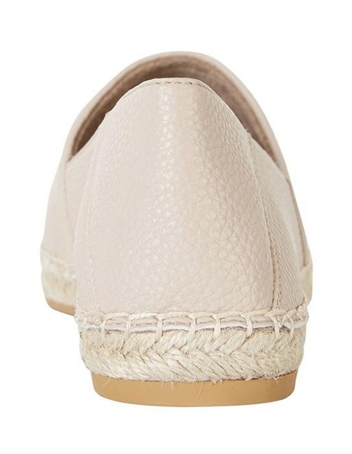 Bella Nude Pebble Flat Shoe image 6